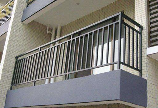 小区栏杆工程案例