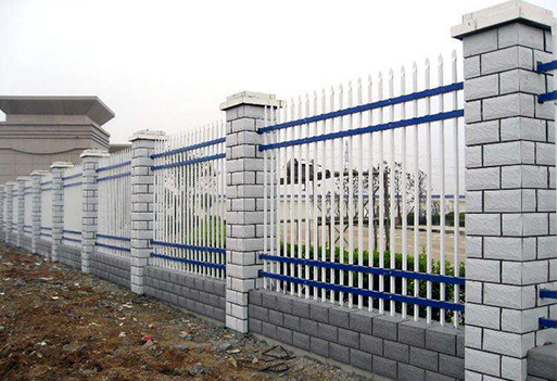 围墙护栏工程案例