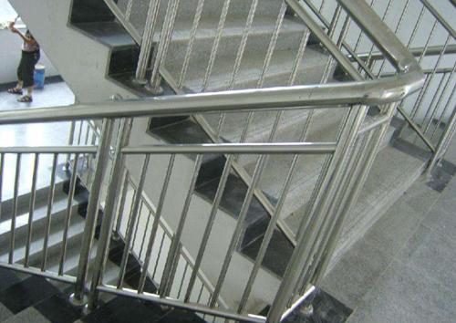 小区楼梯栏杆图1